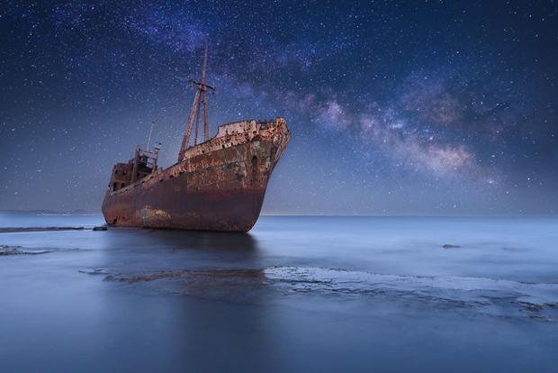 صور خلابة للسماء والفضاء والنجوم Amazing-Marfa-Texas.