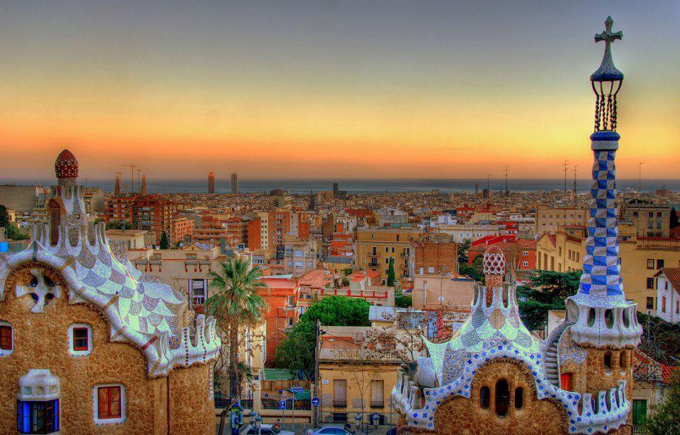 Barcelona's architectural