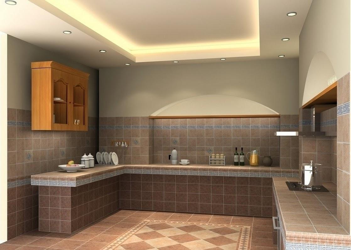 False Ceiling Design In Kitchen