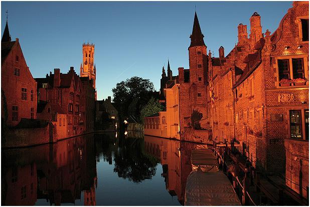 Bruges is unique