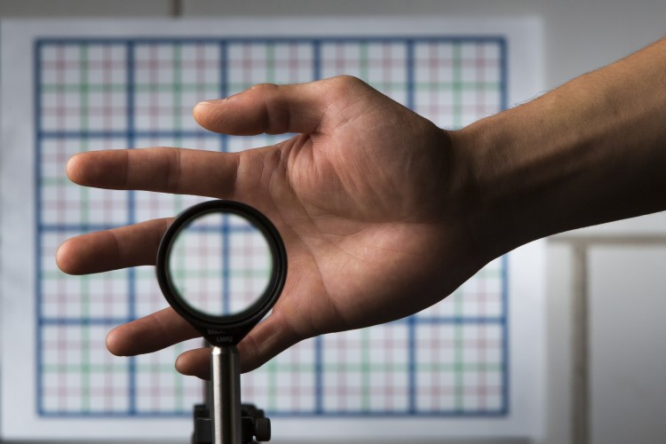 Cloaking' device uses ordinary lenses to hide objects across range of angles