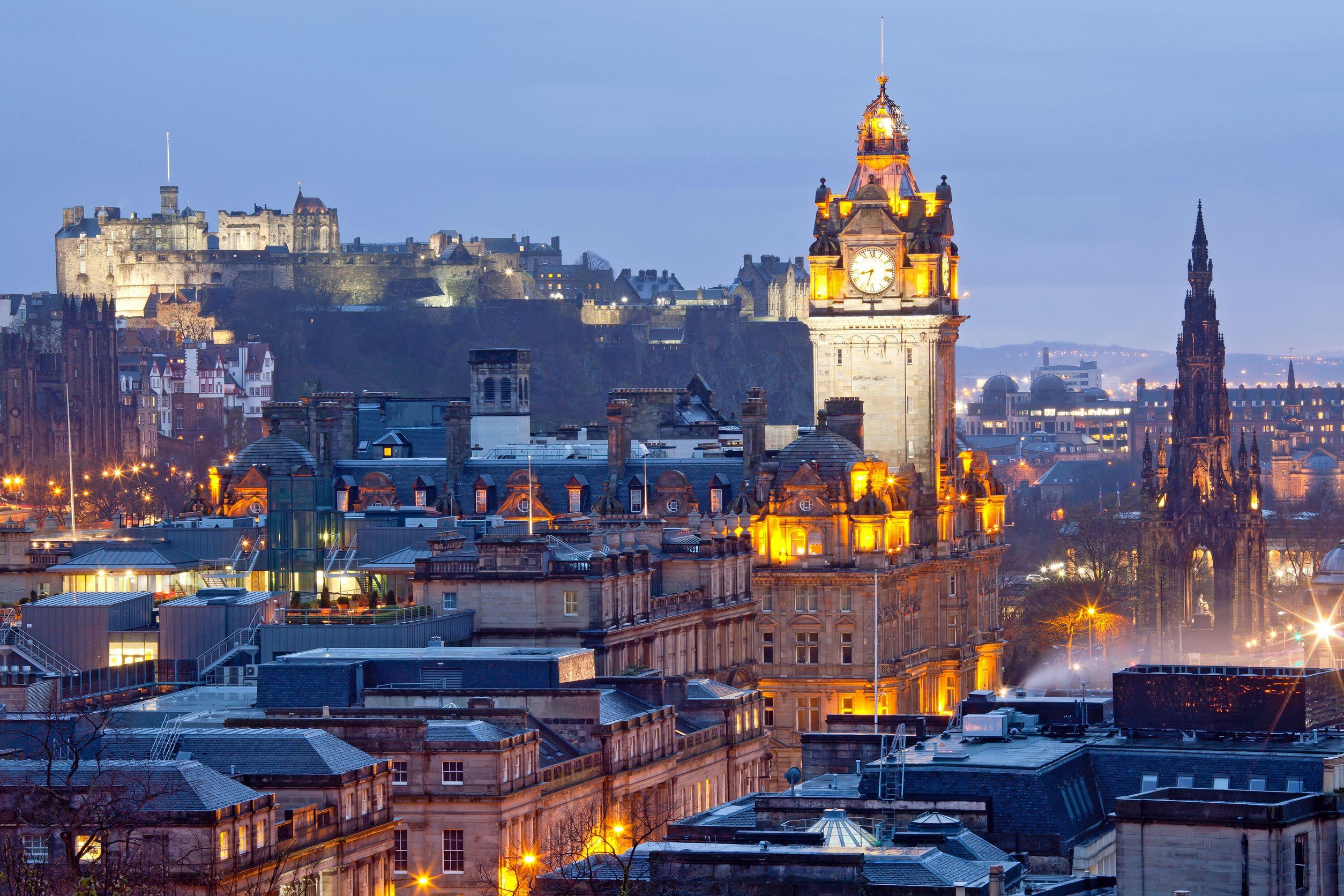 Edinburgh, the inspiring capital of Scotland