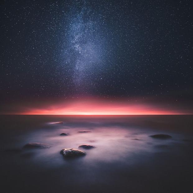 صور خلابة للسماء والفضاء والنجوم Emäsalo-Finland.jpg