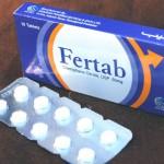 معلومات هامة عن دواء فيرتاب fertab