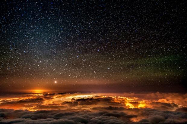 صور خلابة للسماء والفضاء والنجوم Glorious-Starry-Sky.