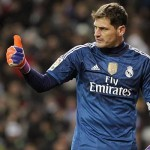Iker Casillas is the goalkeeper Real Madrid 2015 - 237469