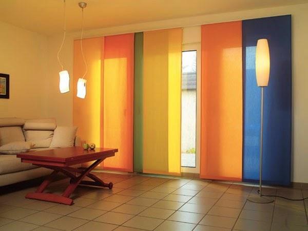ارقي تصاميم للستائر 2015 Japanese-curtains-fo