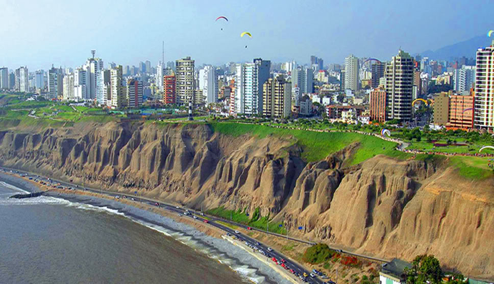 the largest city of Peru