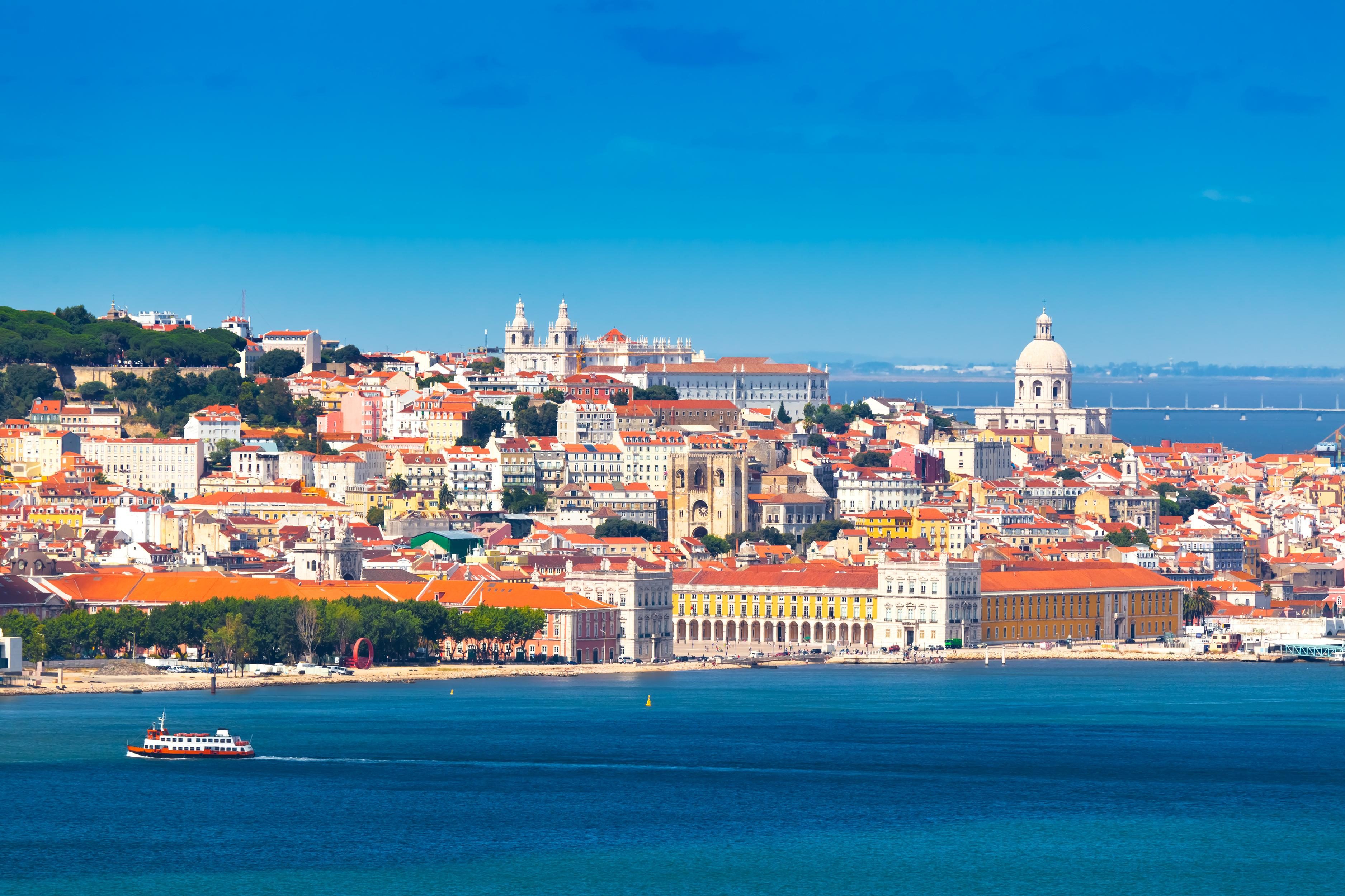 Lisbon is Europe's second-oldest capital