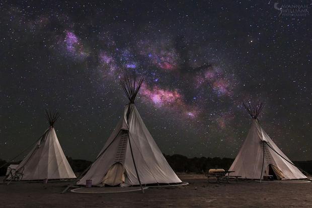 صور خلابة للسماء والفضاء والنجوم Marfa-Texas.jpg