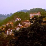 One corner of the town of Sapa - 240718
