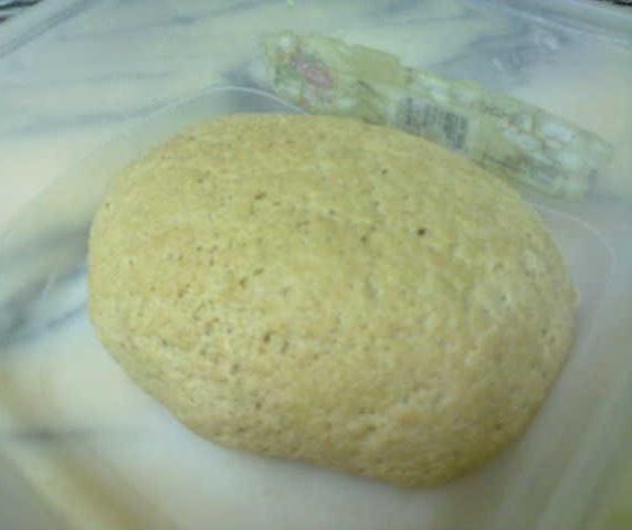 طريقة عمل المعصوب Paste