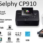 تقرير بالصور طابعة كانون سيلفي Canon Selphy CP910