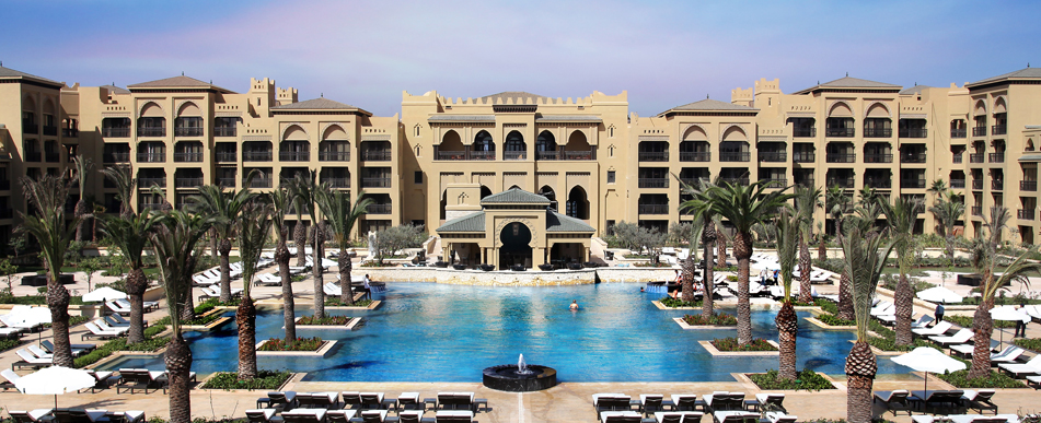 Pools and Beach Holidays in Morocco