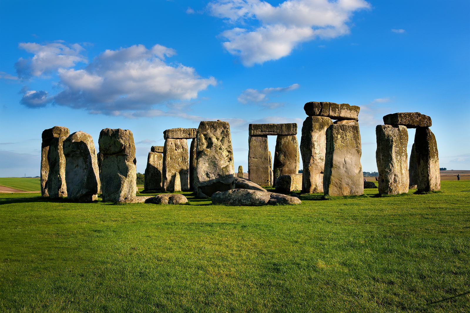 Famous Rock Group, Stonehenge, Wiltshire, England  № 715539 бесплатно