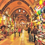 The Grand Bazaar in Istanbul - 233329