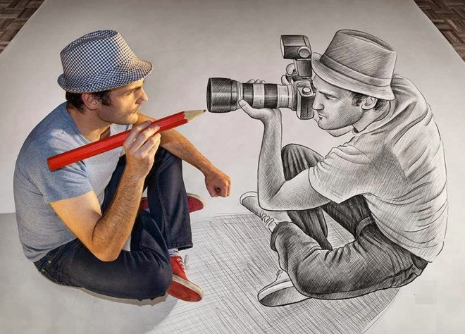 Wonderful 3D Drawing