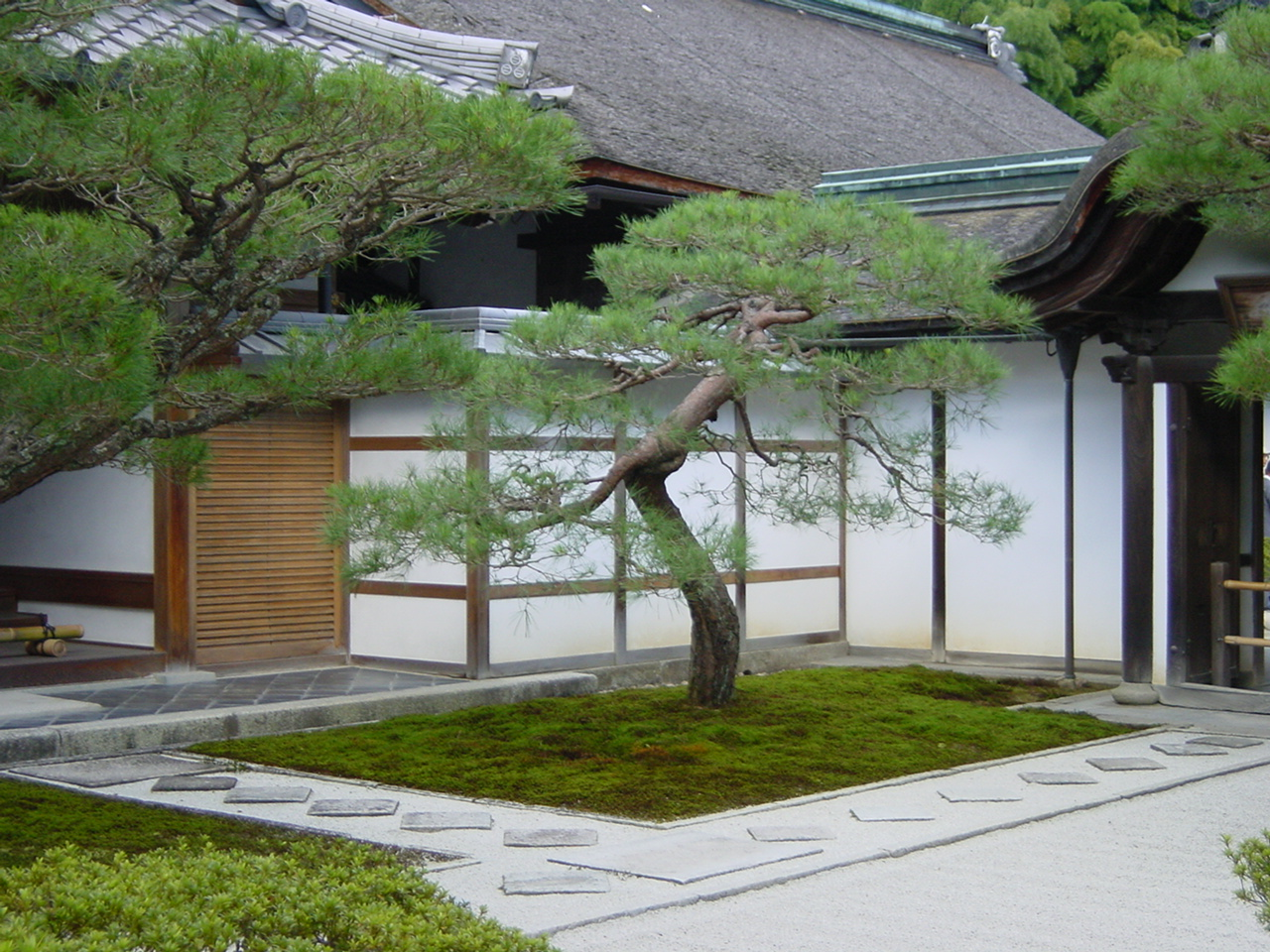 for Small japanese garden layouts