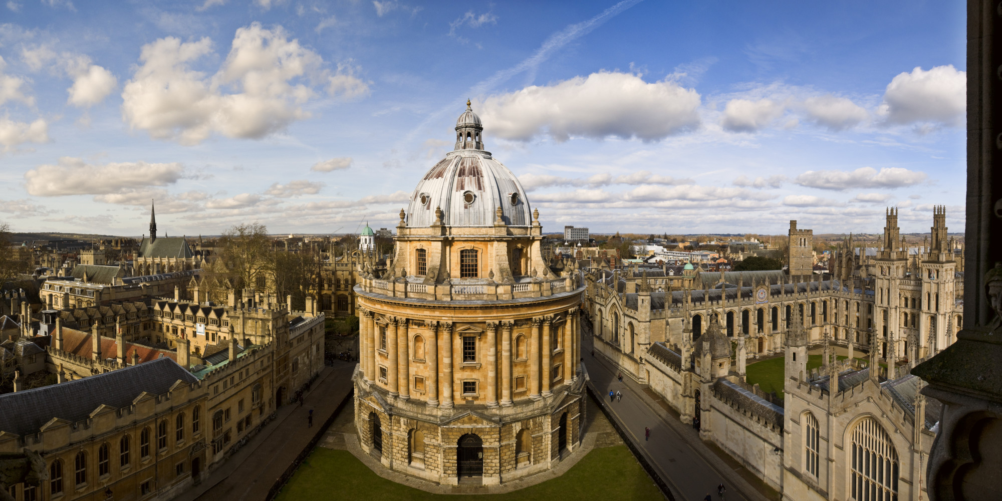 informally Oxford University or simply Oxford
