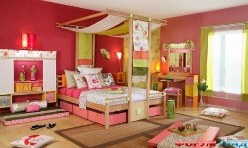 غرف نوم على الطراز الياباني | المرسال