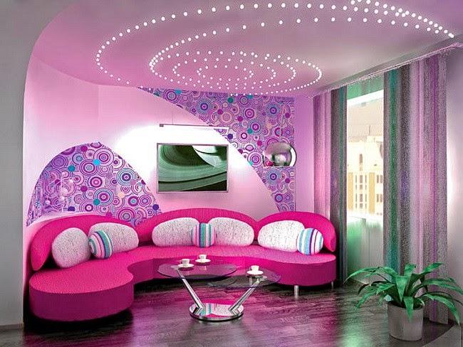 for Creative living room lighting ideas