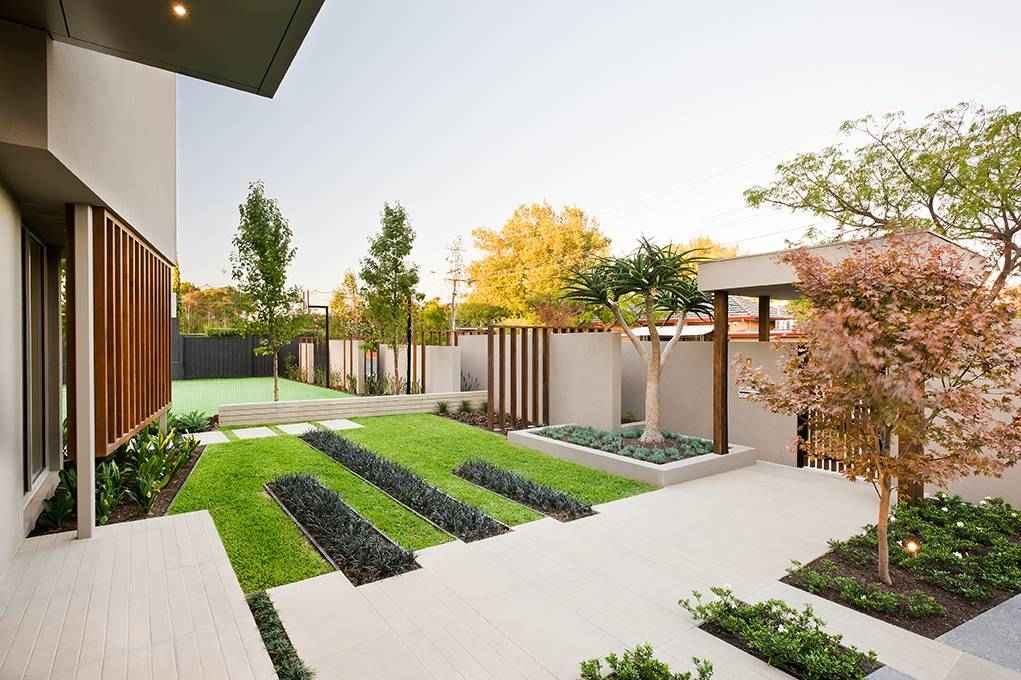 Japanese Minimalist Garden : الحدائق اليابانية مذهلة التصميم ...