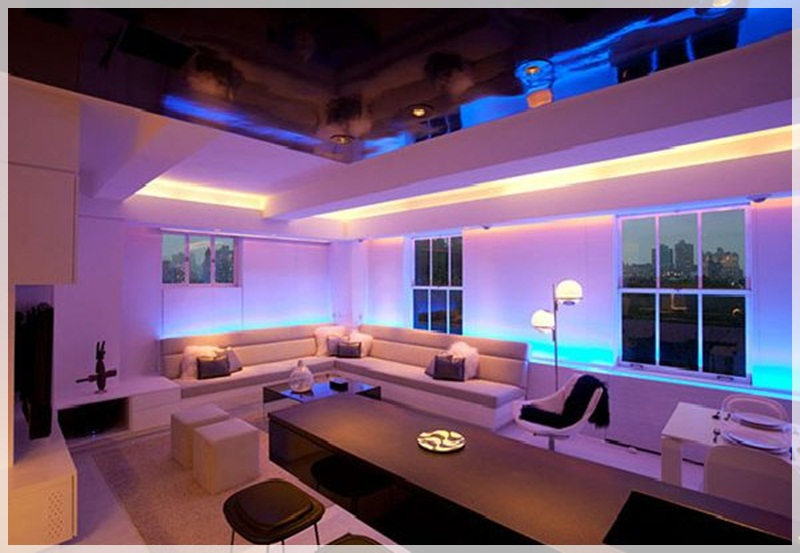 mood lighting ideas living room living room lighting المرسال 19123