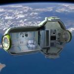 فندق في الفضاء Space hotel