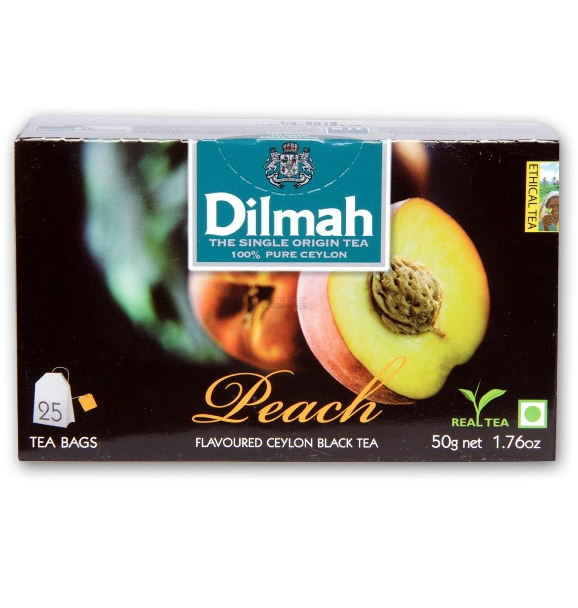 Dilmah tea red plums
