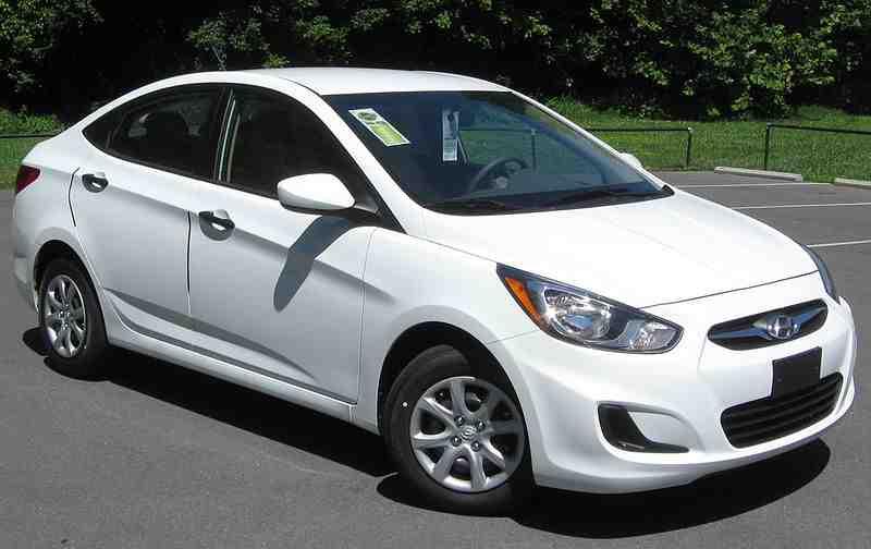 Hyundai Accent 2011 المرسال