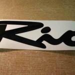 """تعريف بالتفاصيل عن سيارة كيا ريو """" Kia Rio """""""