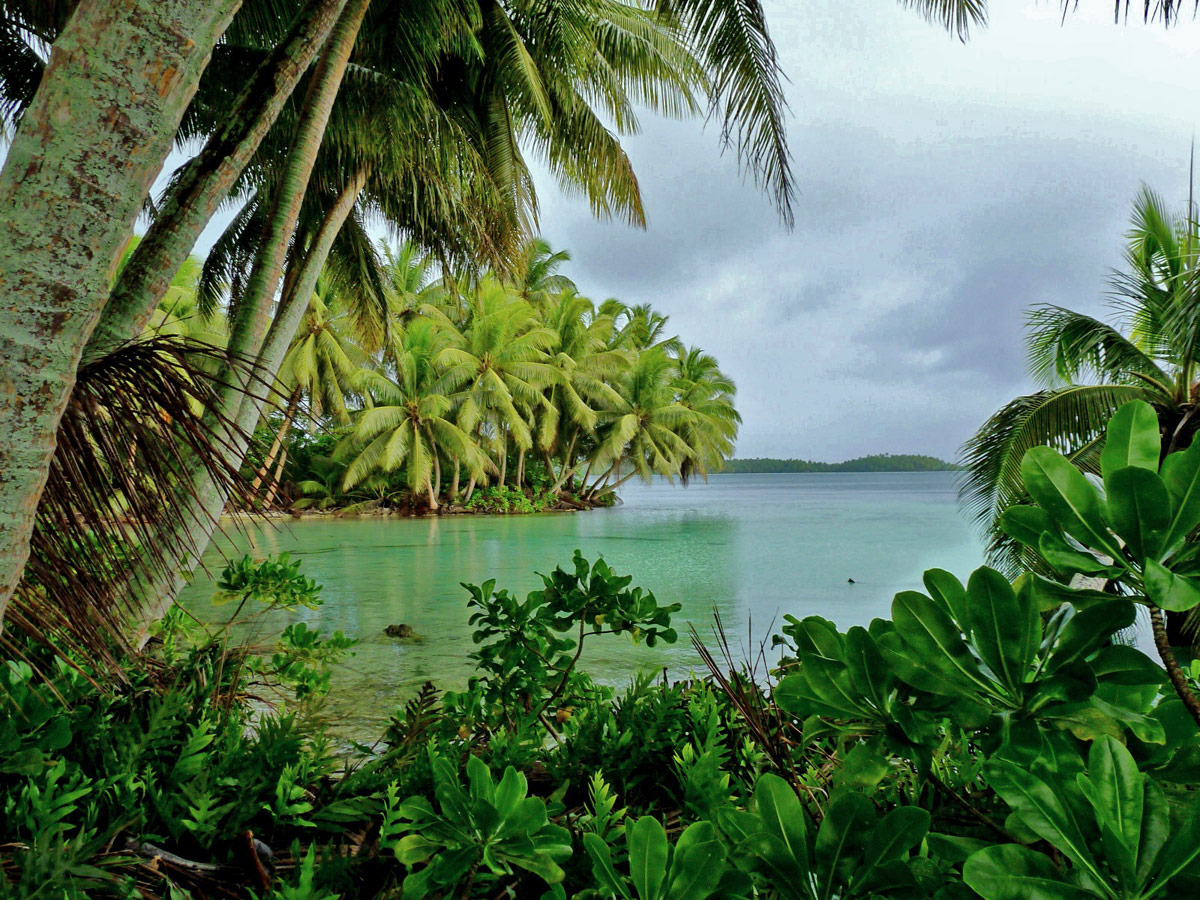 Palmyra Atoll is among the most isolated places