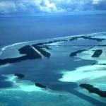جزر بالميرا المرجانية