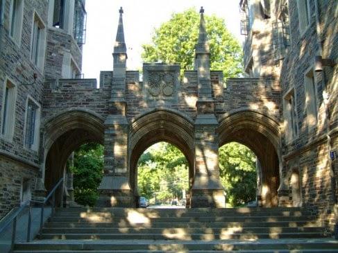 جامعة برينستون