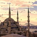"""جامع السلطان احمد """" المسجد الأزرق """""""