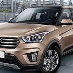 سيارة هيونداي كريتا الجديدة Hyundai Creta 2016
