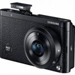 كاميرا سامسونج الجديدة Samsung NX Mini 2