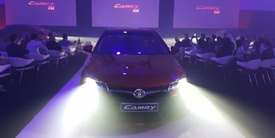 Toyota Camry 2016 in United Arab Emirates