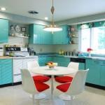 """كيف تختارين لون مطبخك بنفسك """" الوان مطابخ 2016 """""""