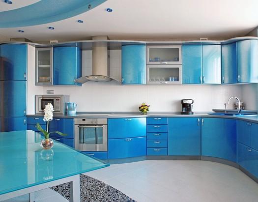 كيف تختارين لون مطبخك بنفسك