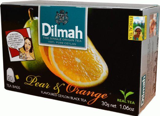 dilmah orange