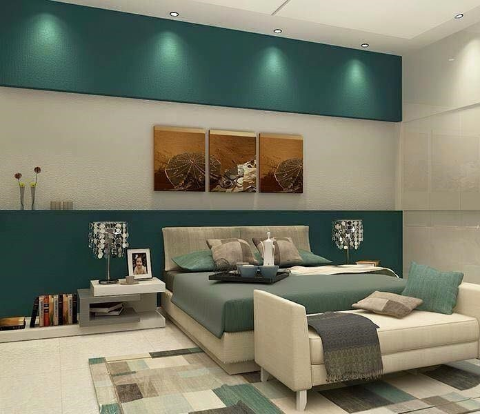 الوان وتصميمات مبتكرة لغرف نوم العرايس | المرسال