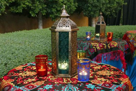 ديكورات رمضانيه