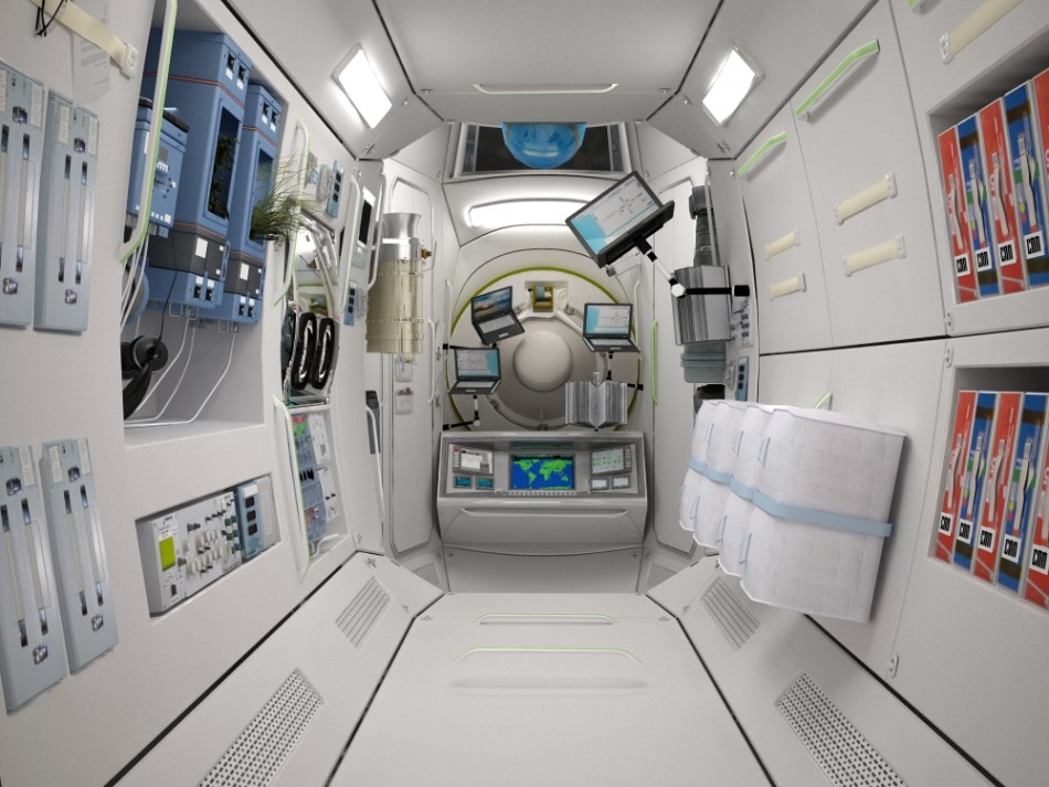 russian space hotel