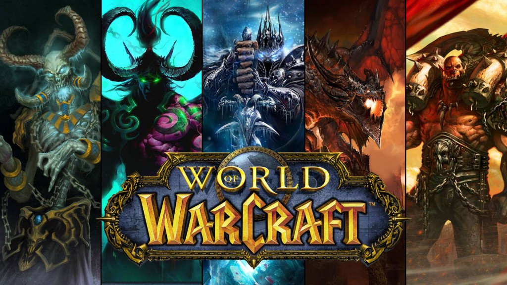 مختبر لعبة World of Warcraft
