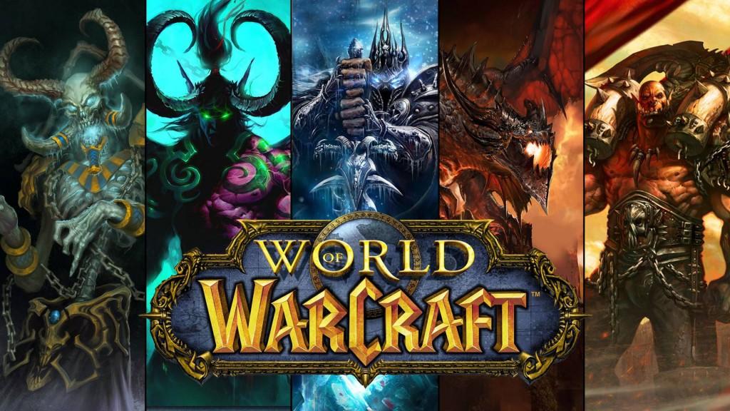 مختبر لعبة World of Warcraft