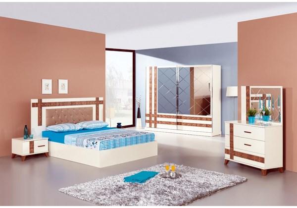 غرفة نوم مودرن تركي فخمة