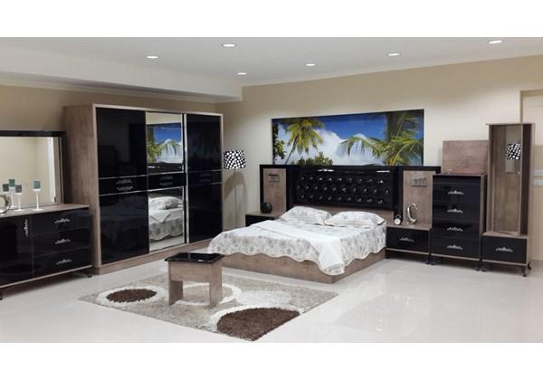 غرفة نوم تركية مبتكرة