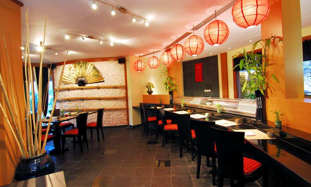 مطعم The Sushi Take
