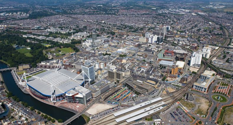 Cardiff attractions The city of Cardiff Cardiff City ...